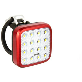 Knog Blinder MOB Kid Grid Fietsverlichting witte LED, white/red